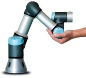 COLLABORATIVE ROBOTS OF UNIVERSAL ROBOTS