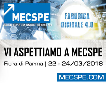 Tecoma System Integrator a MecSpe 2018