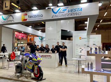Da tutto lo Staff Tecoma: il nostro grazie per la vostra visita a Mecspe 2019!