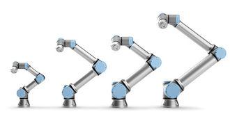 COLLABORATIVE ROBOTS OF UNIVERSAL ROBOTS
